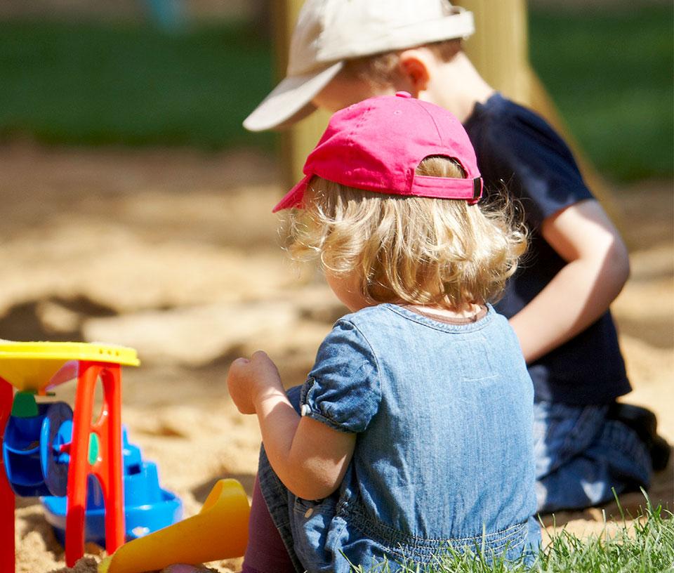 Kinderzentren Kunterbunt als Arbeitgeber - Das erwarten wir von dir